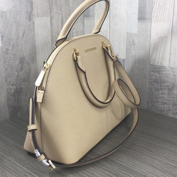 Michael Kors Handbags - Michael Kors Emmy Lg Dome Satchel